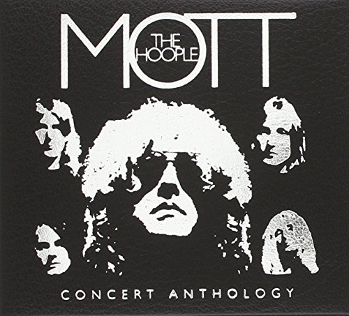 Mott The Hoople Concert Anthology 2 CD Set