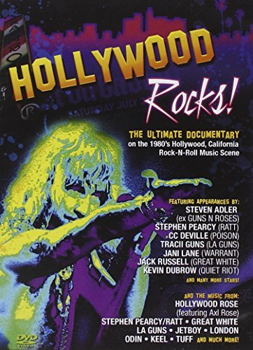 Hollywood Rocks Hollywood Rocks