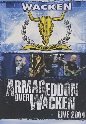 Armageddon Over Wacken Live 20 Armageddon Over Wacken Live 20 2 DVD