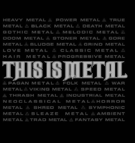 This Is Metal This Is Metal