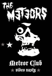 Meteors Meteor Club Video Nasty