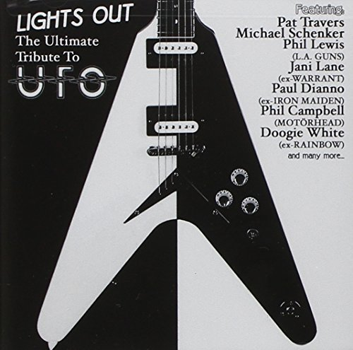 Tribute To Ufo Lights Out Ultimate Tribute To T T Ufo