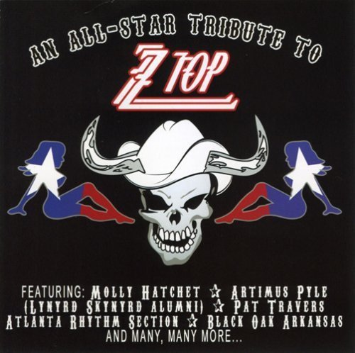 Zz Top Tribute All Star Tribute To Zz Top T T Zz Top
