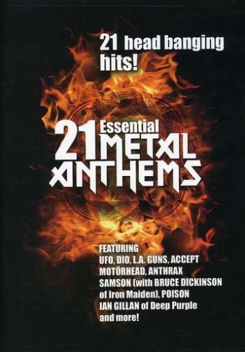 Essential Metal Anthems Essential Metal Anthems