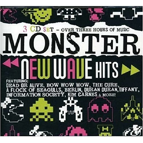 Monster New Wave Hits Monster New Wave Hits 3 CD