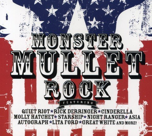 Monster Mullet Rock Monster Mullet Rock 2 CD Set