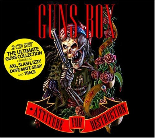 Guns N' Roses Tribute Guns Box Explicit Version