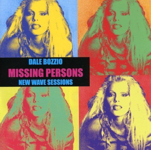 Dale Bozzio New Wave Sessions