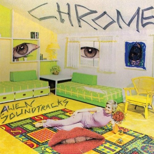 Chrome Alien Soundtracks