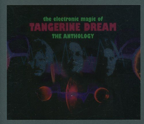 Tangerine Dream Electronic Magic Of Tangerine 2 CD Set