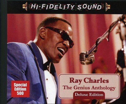Ray Charles Genius Anthology Deluxe Ed.