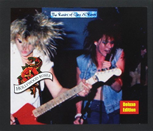 Hollywood Rose Roots Of Guns N' Roses Deluxe Ed.