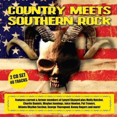 Country Meets Southern Rock Country Meets Southern Rock