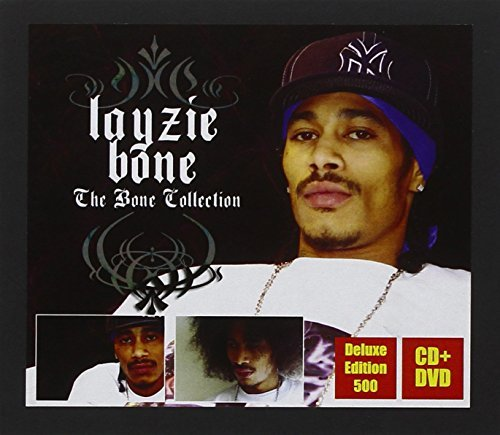 Layzie Bone Bone Collection Explicit Version 3 CD