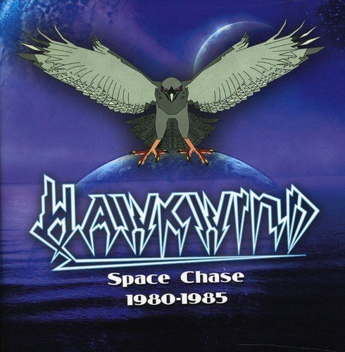 Hawkwind Space Chase 1980 1985