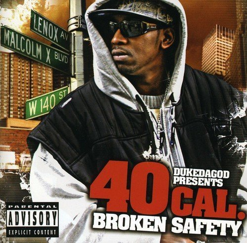 40 Cal Broken Safety Explicit Version