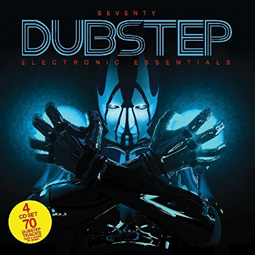 Seventy Dubstep Electronic Essentials Seventy Dubstep Electronic Essentials 4 CD