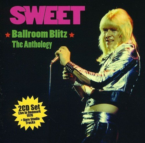 Sweet Ballroom Blitz The Anthology