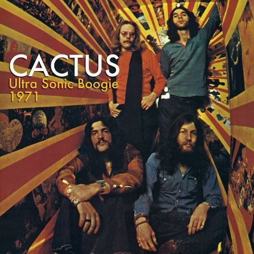 Cactus Ultra Sonic Boogie Live 1971