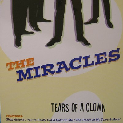 Miracles Tears Of A Clown