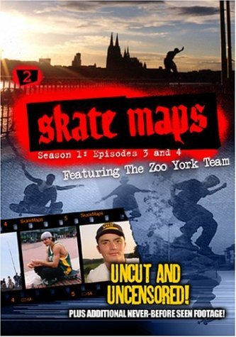 Skate Maps Vol. 2 Clr Nr