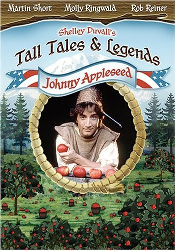 Johnny Appleseed Tall Tales & Legends Clr Nr