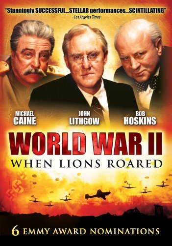 World War 2 When Lions Roared Caine Hoskins Lithgow Clr Nr