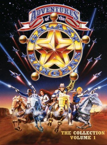 Galaxy Rangers Collection Vol. Galaxy Rangers Collection Nr 4 DVD