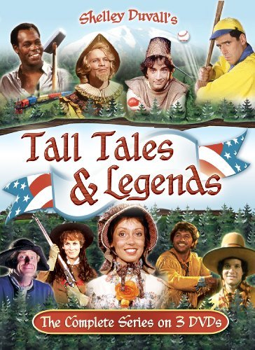 Tall Tales & Legends Complete Series Nr 3 DVD