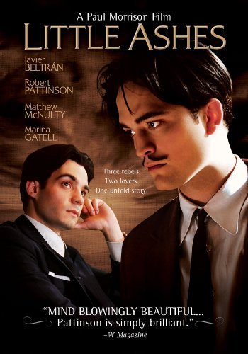 Little Ashes Pattinson Beltran Mcnulty Ws R