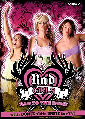 Rad Girls Rad Girls Nr 2 DVD