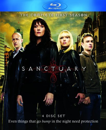 Sanctuary Season 1 Blu Ray Nr 4 Br