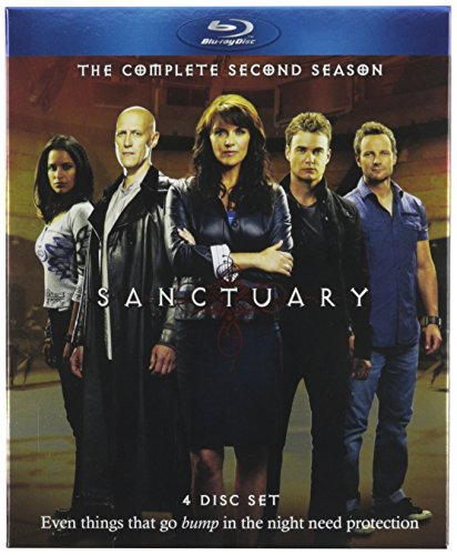 Sanctuary Season 2 Blu Ray