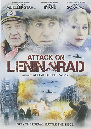Attack On Leningrad Sorvino Byrne Ws Nr