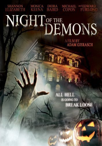 Night Of The Demons Elizabeth Furlong Keena Ws R