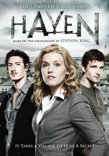 Haven Season 1 DVD
