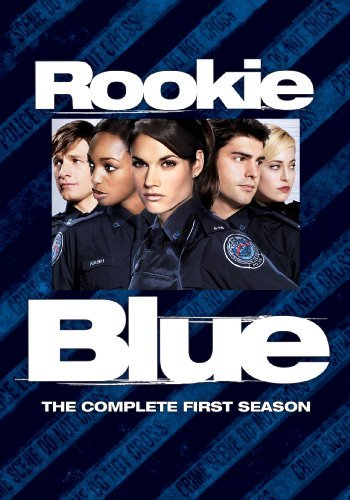 Rookie Blue Season 1 DVD