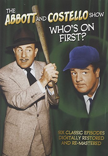 Abbott & Costello Show Who's On First? Bw Nr