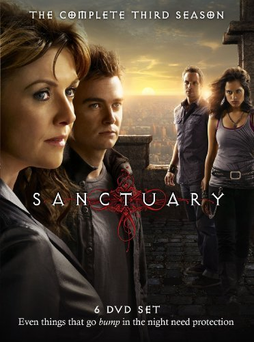 Sanctuary Season 3 DVD Nr 6 DVD