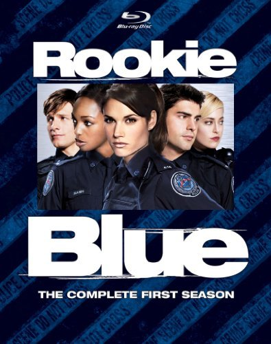 Rookie Blue Season 1 Blu Ray