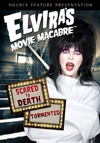 Scared To Death Tormented Elvira's Movie Macabre Nr