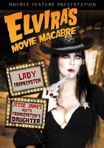Lady Frankenstein Jesse James Elvira's Movie Macabre Nr