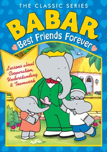 Best Friends Forever Babar The Classic Series Nr