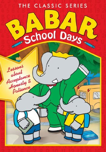 School Days Babar The Classic Series Nr