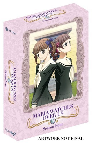 Season 4 Maria Watches Over Us Jpn Lng Eng Sub Nr 4 DVD