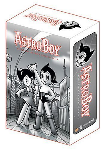 Set 1 Astro Boy (1963) Bw Nr 11 DVD