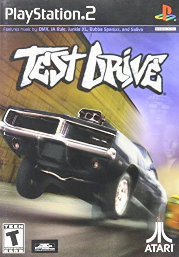 Ps2 Test Drive