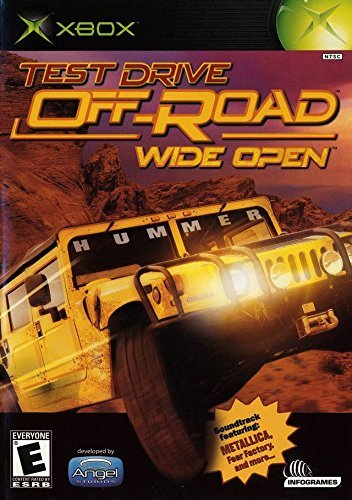 Xbox Test Drive Off Road Wide Open Rp