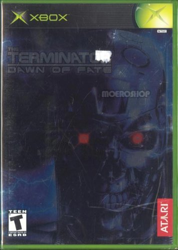 Xbox Terminator Dawn Of Fate