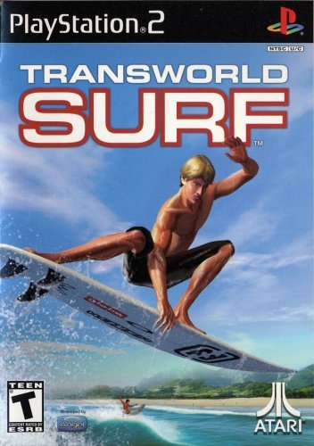 Ps2 Transworld Surf